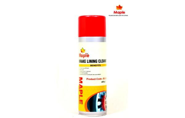 Maple Brake Lining Cleaner 500ML/150ML