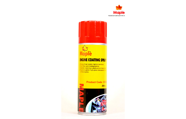 Maple Engine Coating Spray 500ML
